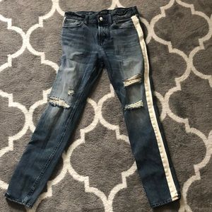 Ripped Men's Pacsun Jeans